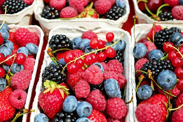 Jak przechowywać owoce