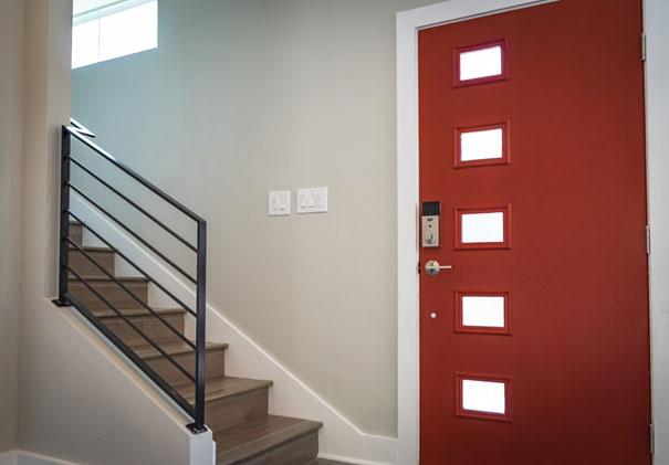 Drzwi pasywne - co to znaczy?