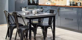 Stoły okrągłe, kwadratowe, rozkładane – jak wybrać i ustawić stół kuchenny?