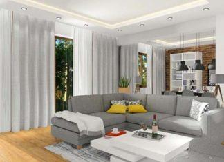 Jak zaprojektować wnętrze domu w stylu nowoczesnym?
