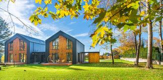 Czym są projekty domów na wąską działkę
